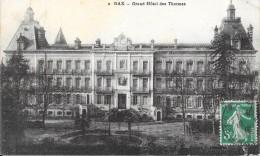 DAX - 40 -    Grand Hotel  Des Thermes - ENCH0616 - - Dax
