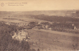 Comblain-La-Tour - Panorama Des Villas (Edit. A Colson) - Hamoir