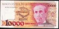 BRAZIL P215  10.000  CRUZADOS  Signature 26 1989  A0001   UNC. - Brasilien