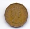 FIJI COIN 3 RENCE  1956- USED - Fiji