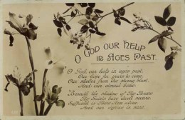 GREETINGS - HYMN - O GOD OUR HELP IN AGES PAST X20 - Otros