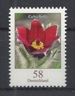 Deutschland / Germany / Allemagne 2012 2968 ** Kuhschelle - Ungebraucht