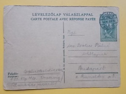 D 653 - CARTE POSTALE , TRAVEL 1927 MUNKACS - Ungheria