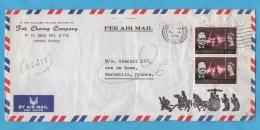 HONG KONG 1966 N° 218 (YT) SIR WINSTON CHURCHILL COTE 12 EUROS - Hong Kong (...-1997)
