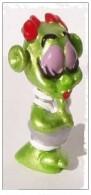 K001 / Kinder Série Astro Comic 1999 / Archibelle Noeud Rouge - Monoblocs