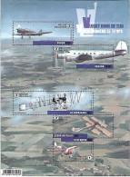 Belg. 2016 - COB - Bloc N° 235 ** - Anciens Avions Belges (timbres 4588 à 4592) - België