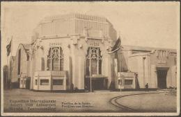 Antwerpen - Anvers Exposition Internationale 1930  Pavillon De La Suède - Antwerpen