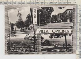 VILLA OPICINA TRIESTE SALUTI VEDUTE   FG - Trieste