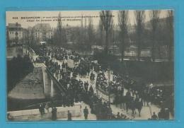 CPA BESANCON 1906 Cavalcade Pour Les Mineurs De Courrières Mine Catastrophe Non Circulé N° 631 - Besancon