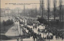 CPA BESANCON 1906 Cavalcade Pour Les Mineurs De Courrières Mine Catastrophe Non Circulé N° 632 - Besancon