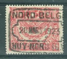 """BELGIE - OBP Nr TR 107 - Cachet  """"NORD-BELGE - HUY-NORD (G.V.)"""" - (ref. AD-5346) - 1915-1921"""