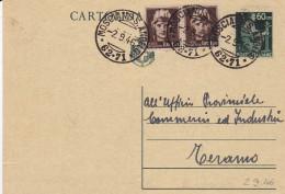 Mosciano S. Angelo Frazionario 62-71 Del 1946 - 6. 1946-.. Repubblica