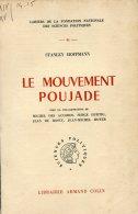 LE MOUVEMENT POUJADE Poujadisme Stanley Hoffmann - Books, Magazines, Comics