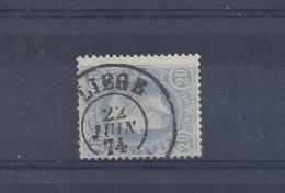 N°31 GESTEMPELD Liege SUPERBE - 1869-1883 Leopold II.
