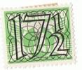 1940 - NEDERLAND Pays-Bas - Neuf Avec Charnière -  Surcharge 17, 5 C -  Yvert Et Tellier N° 352 - 1891-1948 (Wilhelmine)