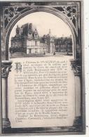 -41- Le Château De Saint Aignan Et Explicatif  Neuve TTBE - Saint Aignan
