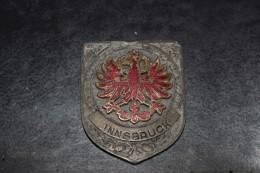 Blason Innsbuck Autriche - Unclassified