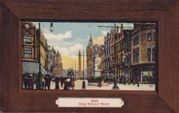 "United Kingdom PPC Hull King Edward Street ""The Milton"" Post Card (2 Scans) - Hull"
