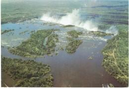 CPM ZIMBABWE DIVERS - Chutes Victoria - 1991 - Zimbabwe