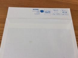 "Lettre Avec EMA ""LAMOTTE - RENNES PDC 1 (35) 1,06€"" - France"