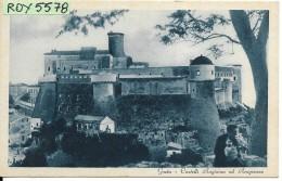 Lazio-latina-gaeta  Veduta Castello Angioino Castello Aragonese - Altre Città