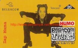Zap Mama Torhout Werchter 1997 - Musique