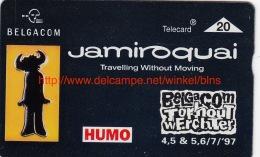 Jamiroquai Torhout Werchter 1997 - Musique