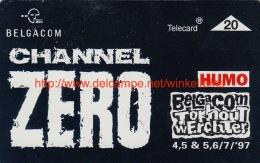 Channel Zero Torhout Werchter 1997 - Musique