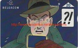 Het Geheim Van De Telecard - BD
