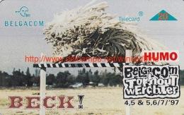 Beck Werchter 1997 - Musique