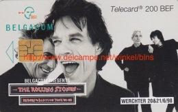 The Rolling Stones Werchter 1998 - Musique