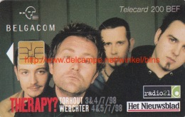 Therapy Werchter 1998 - Musique