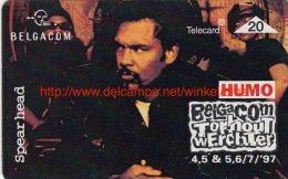 Spearhead Torhout Werchter 1997 - Musique