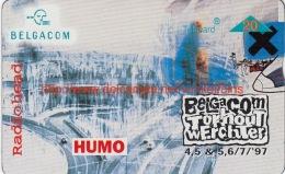 Radiohead Torhout Werchter 1997 - Musique