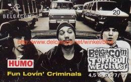 Fun Lovin' Criminals Torhout Werchter 1997 - Musique