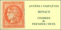 Monaco, Année Complète 1957, N° 478 à N° 488** Y Et T - Monaco