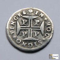 Portugal - 3 Vintens - Pedro II - 1683/1706 - Portugal