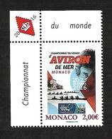Monaco 2016 - CHAMPIONNAT DU MONDE D´AVIRON DE MER A MONACO ** - Monaco