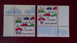 Germany - 1997 - Mi:1897,1954 - Yt:1729,1786**MNH - Look Scan - [7] République Fédérale