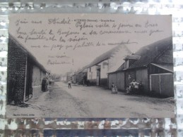 CPA 80 AUTHIES GRANDE RUE - France