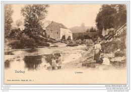 Prix Revu . DURBUY ..--   L ´ Ourthe . Nels 26 , N° 1 . Le MOULIN . Lavage Du Linge !! - Durbuy