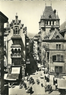 BOLZANO  Via Museo  Molto Animata - Bolzano (Bozen)