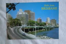 Australia Queensland Brisbane Riverside Expressway    A 111 - Brisbane
