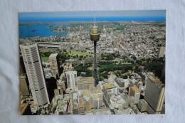 Australia Sydney Tower Dominates The Skyline       A 111 - Sydney