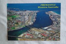 Australia Fremantle Aerial View Fremantle Harbour And Swan River   A 111 - Australie