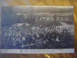 YVOIR Orphelinat Notre Dame De Lourdes (1917) --- Fortement Animée - Yvoir