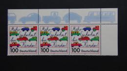 Germany - 1997 - Mi:1897 - Yt:1729**MNH (3x) - Look Scan - [7] République Fédérale