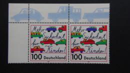 Germany - 1997 - Mi:1897 - Yt:1729**MNH (2x) - Look Scan - [7] République Fédérale