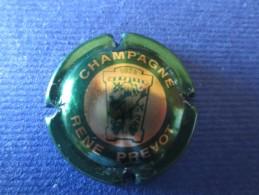 RENE PREVOT. Vert Et Or - Champagne