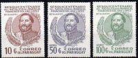 PARAGUAY  1977 - 150e Anniv. De La Naissance Du Maréchal F. Solano Lopez (3) - Paraguay